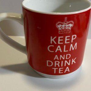 Other - Keep Calm and Drink Tea mug
